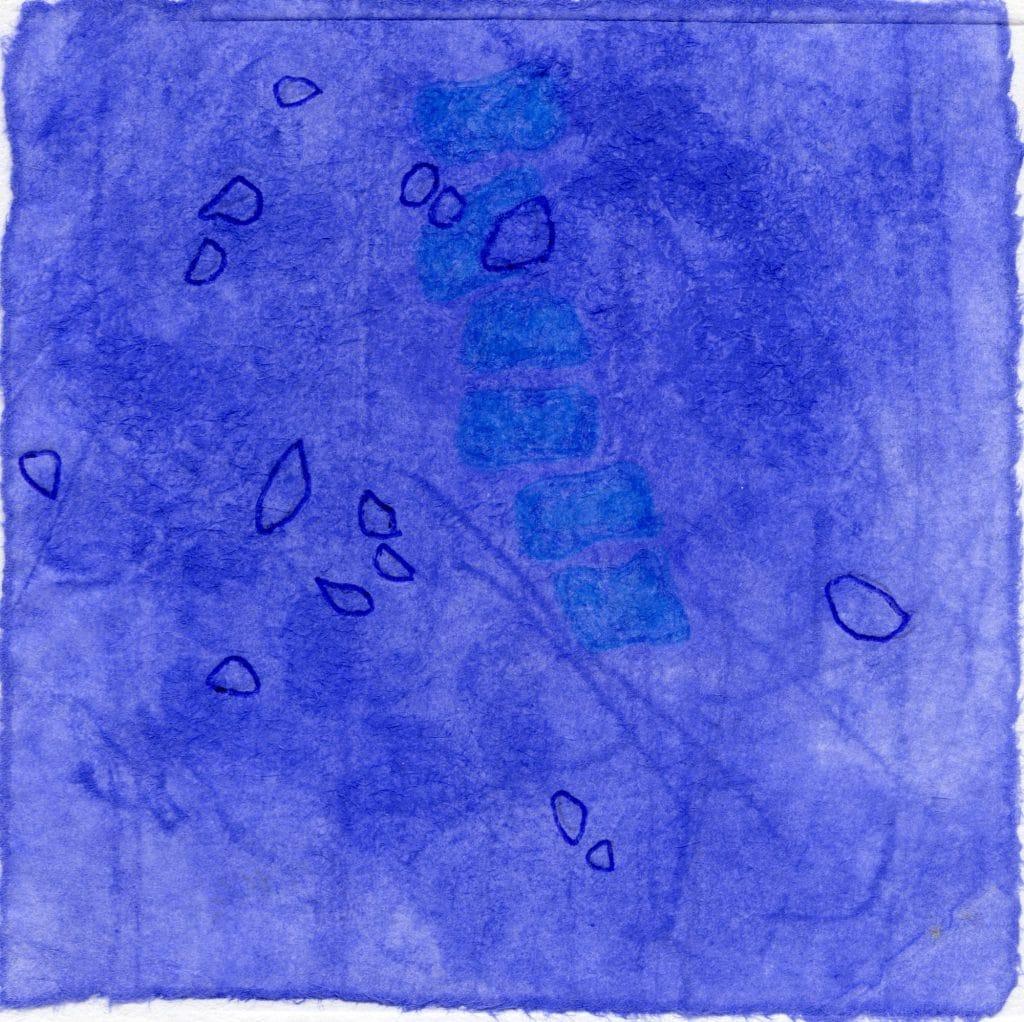 Petits formats par Dominique Ribes, série C.Os.