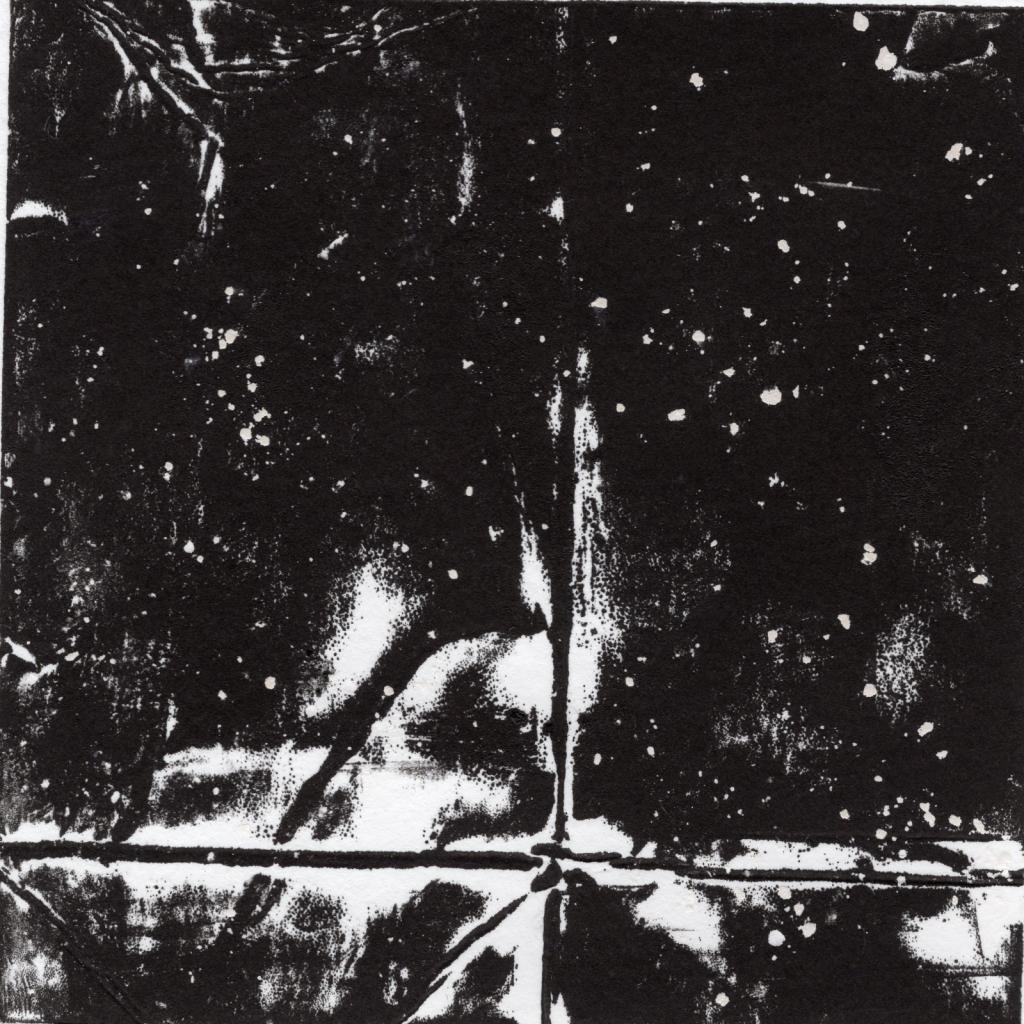 Petit format, monotype par Dominique Ribes.